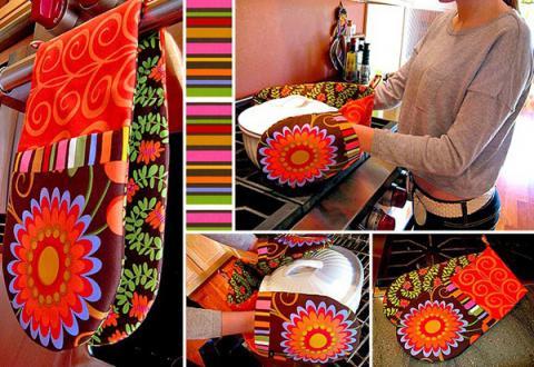 Шьем для кухни своими руками фото 61