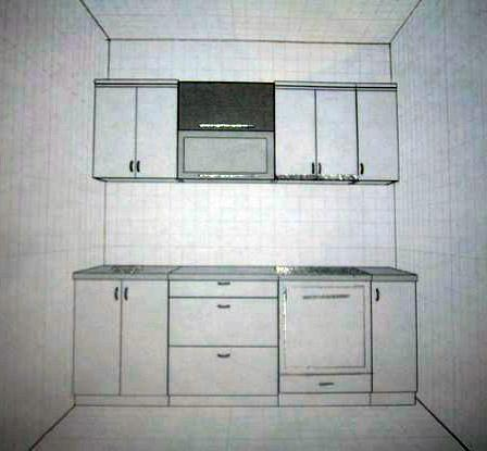 кухонная мебель каталог