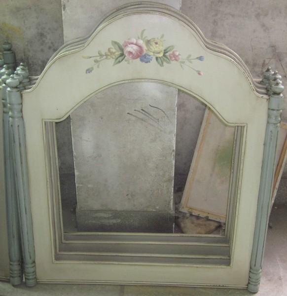 Зеркало в стиле прованс