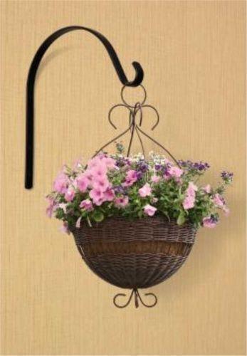 Горшок для цветов на стену своими руками