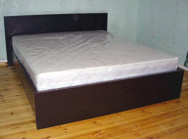 Кровати из дсп своими руками фото