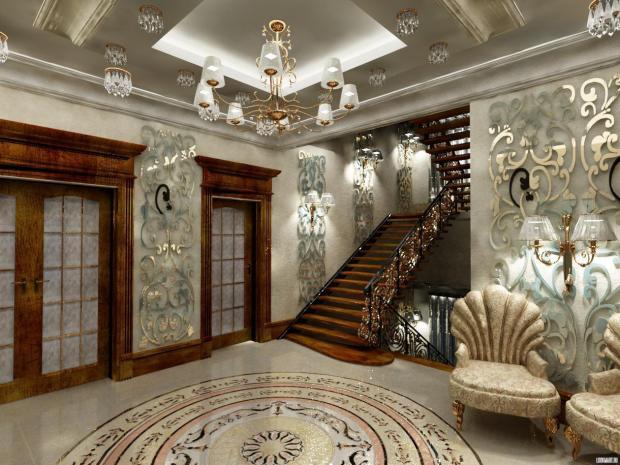 Дизайн обстановка квартиры
