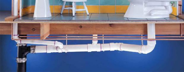 Средство для очистки канализационных труб 16