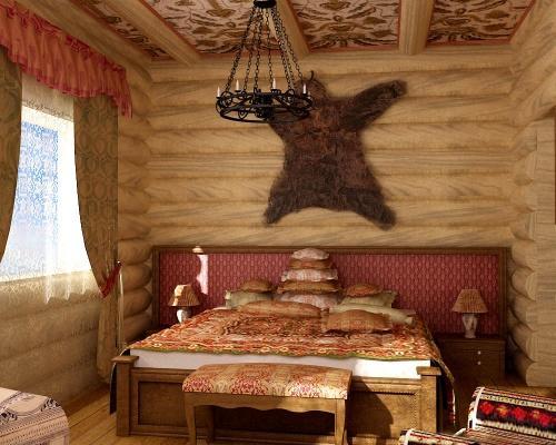 видеокамера в русской спальне