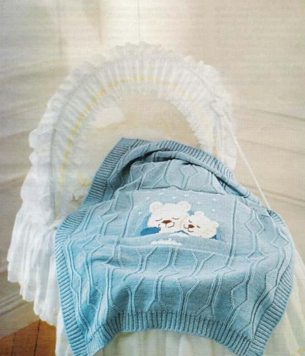 шапочки для грудничков с схемами