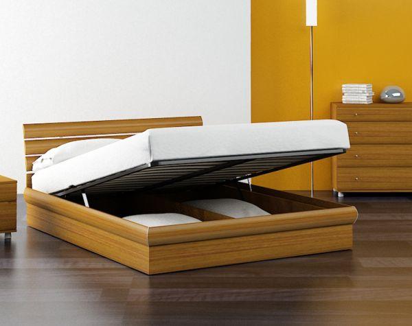 кровати двуспальные с подъемным механизмом дизайн интерьера