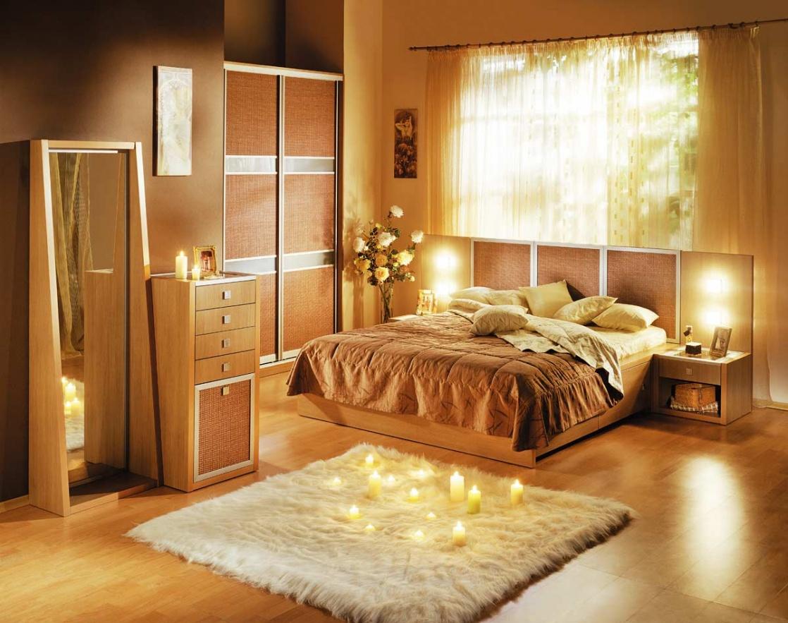 Дизайн спальни в своем доме фото