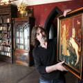 Дом Никаса Сафронова: 15 комнат и мастерская из стекла