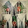 Горшки подвесные для цветов, или кашпо своими руками