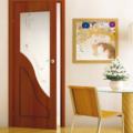 Плюсы и минусы межкомнатных дверей ПВХ