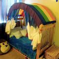 Детская кровать своими руками с балдахином + ЧЕРТЕЖИ