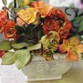 Искусственные цветы в доме: фэн-шуй + удача