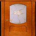 Межкомнатные двери кувшинка