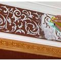 Трафареты для декора для стен