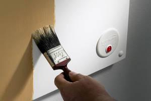 Окраска стен водоэмульсионной краской