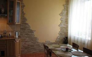 Декоративный камень в интерьере – материал номер один для отделки помещений