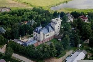 Роскошный замок Максима Галкина