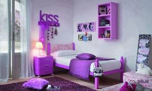 Стиль модерн в интерьере комнаты любимого ребенка