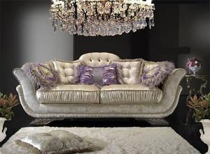Популярные виды дизайна итальянской мягкой мебели