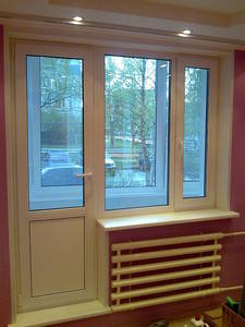 Балконные и входные двери: чем удивить соседа