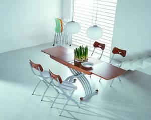 Столы для обеда: сколько видов вы знаете?