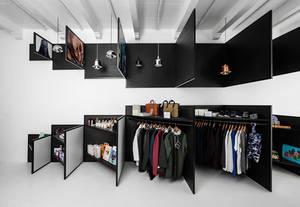 233308b261a Самые необычные магазины - трехмерный магазин модной одежды в Амстердаме