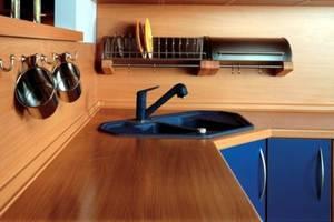 Кухня из дсп своими руками: без проекта никуда!