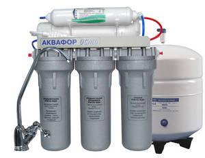 Фильтры для воды – полезно и необходимо