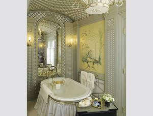 Ванная комната в китайском стиле: традиции Поднебесной глазами иностранца