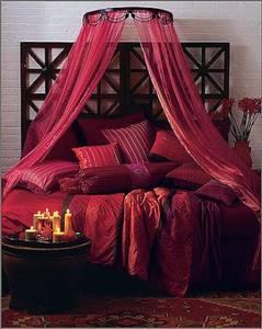 Спальня в арабском стиле.