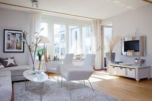 Скандинавский стиль в интерьере жилых домов