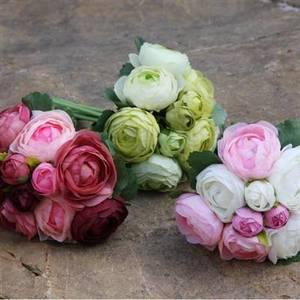 Искусственные цветы: мастер-класс из ткани для милых дам