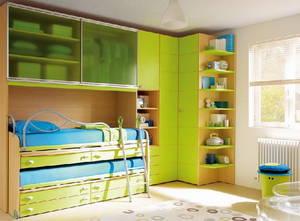 Детская спальня для двоих