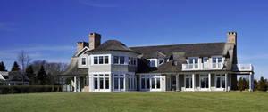 Дом Дженнифер Лопез: море простора на берегу Атлантического океана