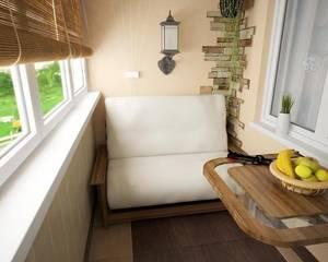 Как создать функциональное и уютное помещение на балконе?