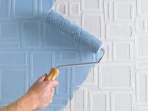 Обои для стен под покраску