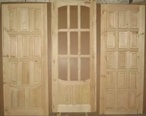 О деревянных дверях и их классификации
