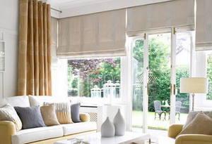 Римские шторы как идеальный элемент декора