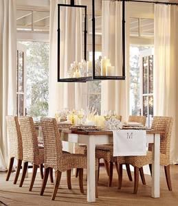 Плетеная мебель для интерьера городской квартиры