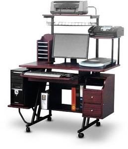 Компьютерный столы хай тек: подбираем мебель для дома и офиса