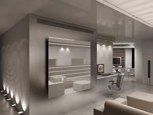Гостиная в стиле хайтек: эталон красоты обычного минимализма