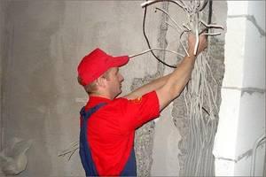 Замена электропроводки в своем жилье