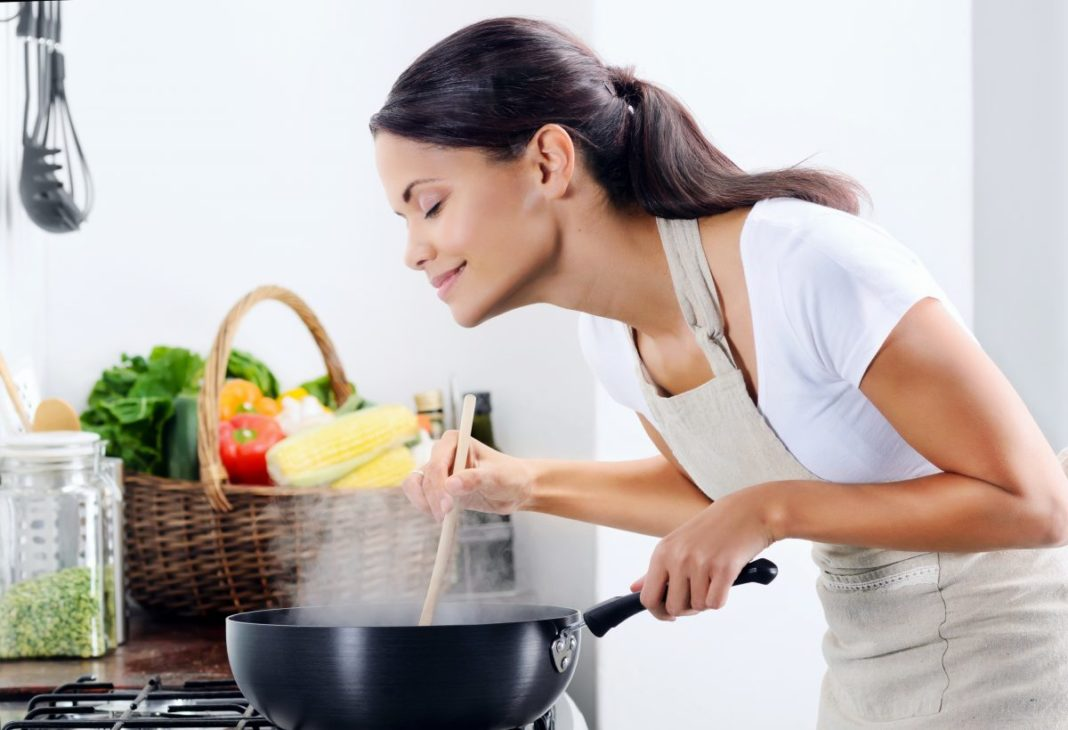 Вот, что стоит делать, если у вас на кухне неприятный запах   Дизайн интерьера