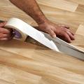 укладка линолеума на деревянный пол