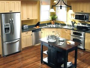Грамотное размещение бытовой техники на кухне