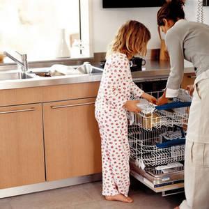 Бытовая техника для кухни: фишки посудомоечной машины