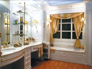 Ванная комната в итальянском стиле: нежные цвета единого пространства