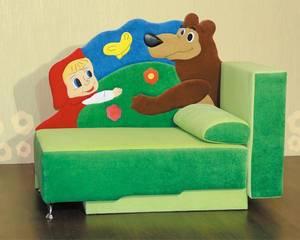 Диван для ребёнка: детская мебель в Запорожье