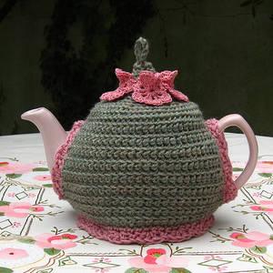 Аксессуары для кухни своими руками: грелка на чайник