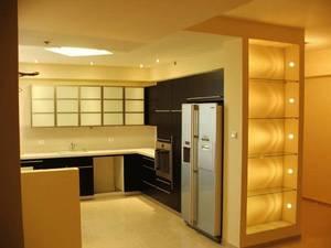 Кухня из гипсокартона своими руками: как быть со светом и утеплением стен?